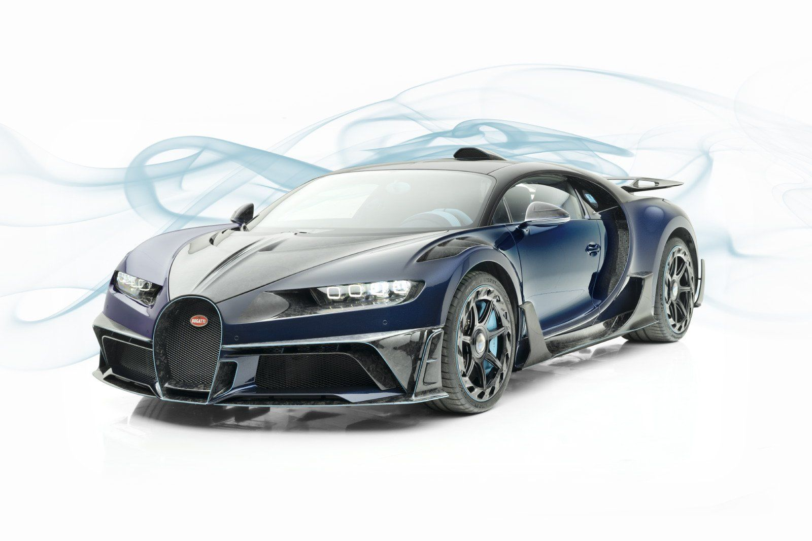 Mansory Tries To Improve The Bugatti Chiron By Adding More