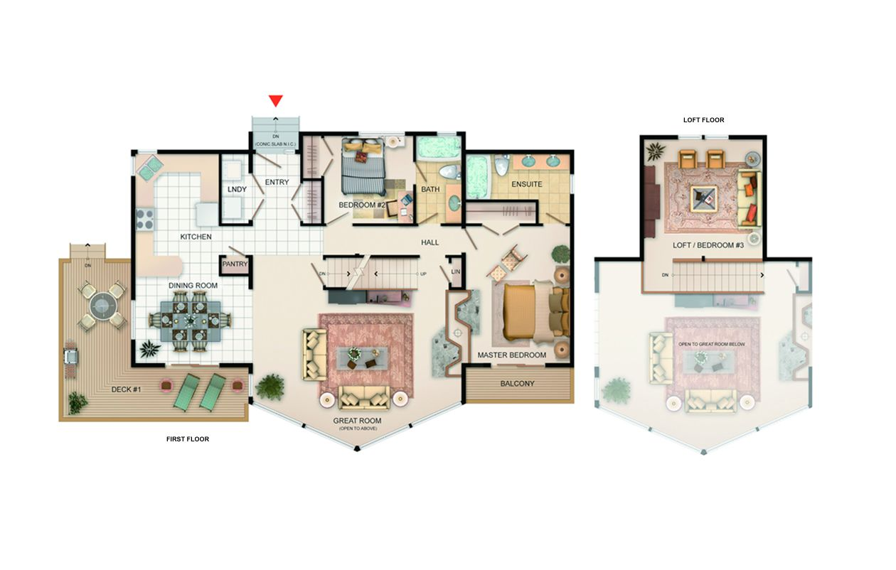 amazing viceroy home plans #2: Viceroy Homes - Invermere floorplan