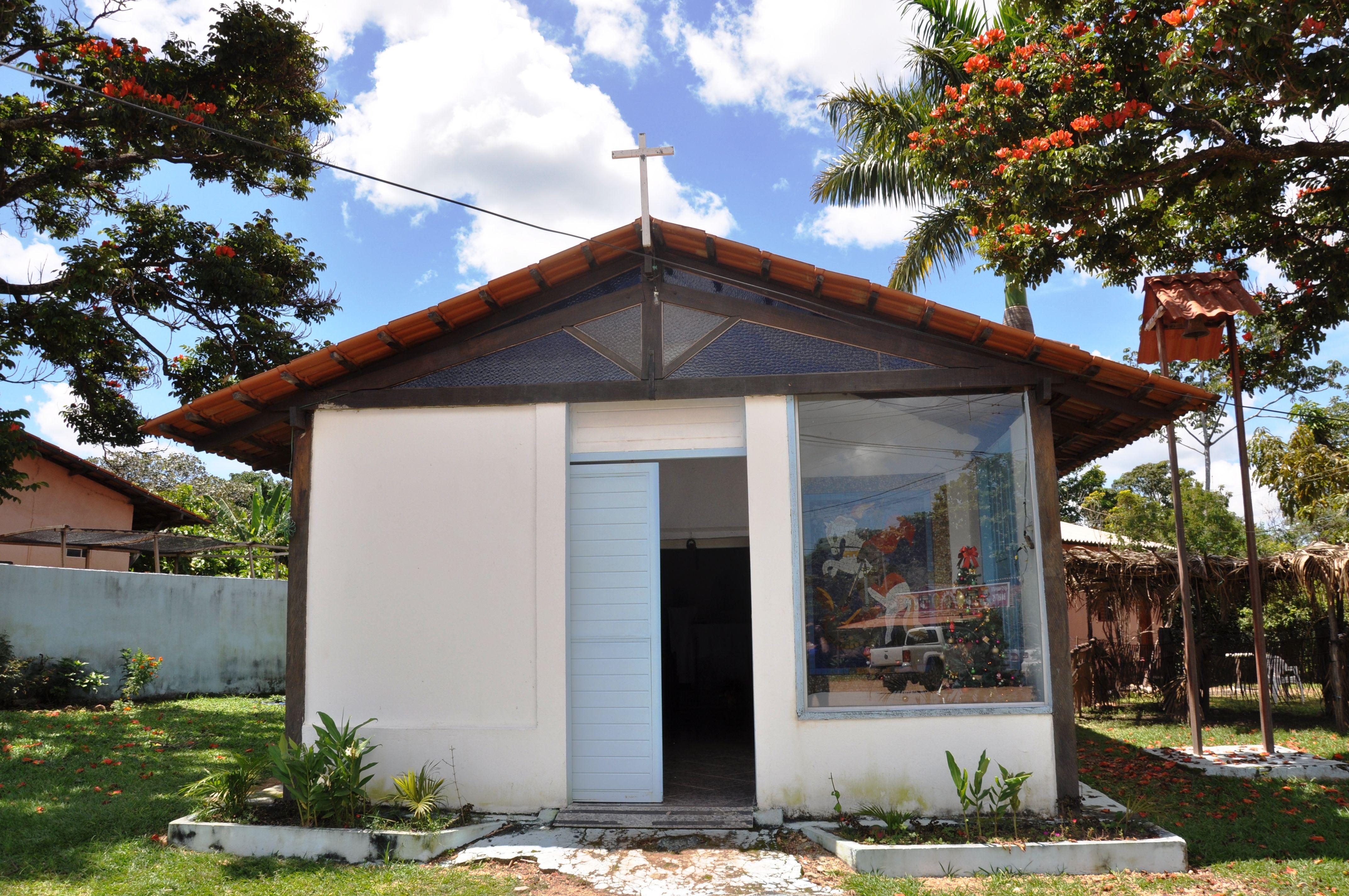 Pin Em Capela De Sao Jorge