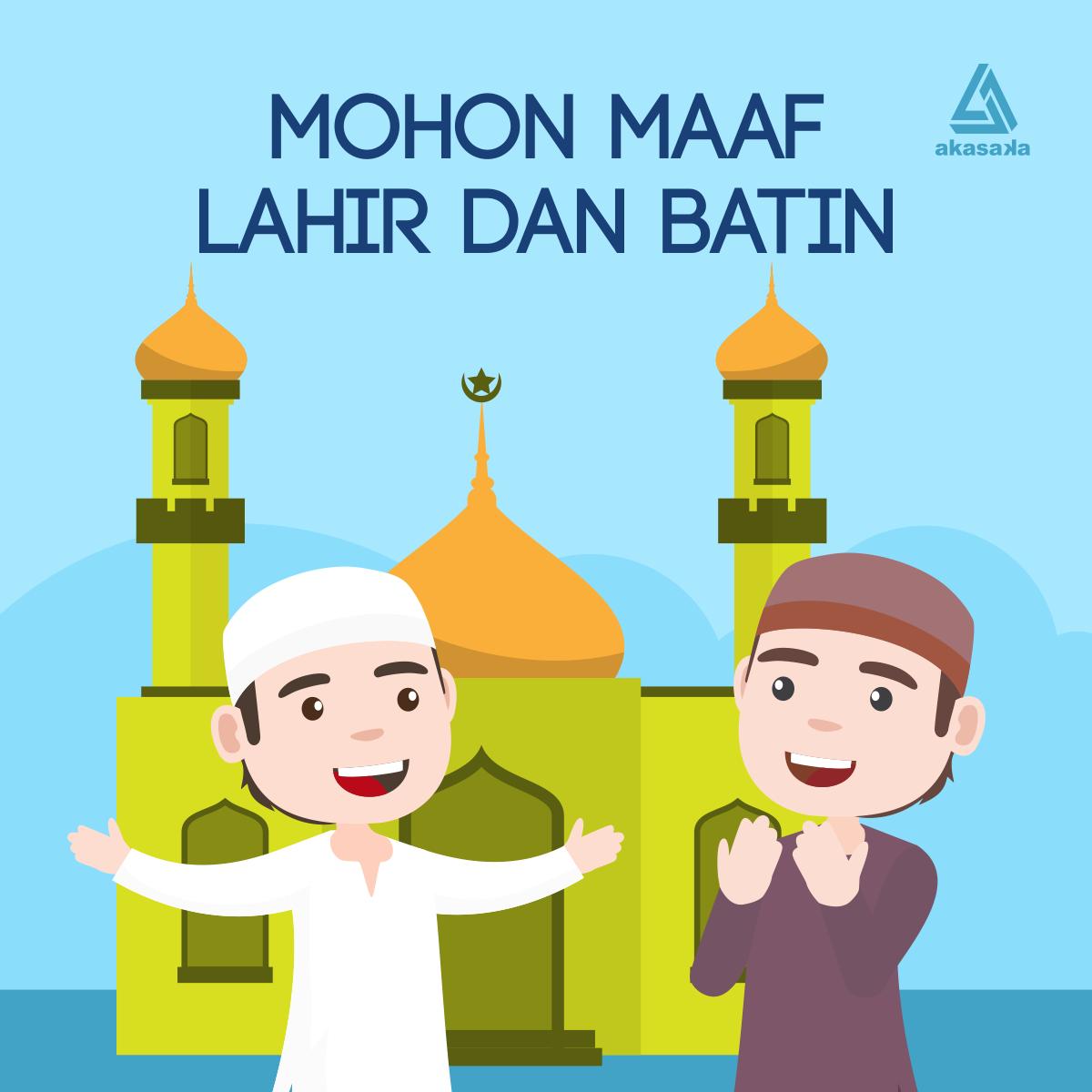 Hari Raya Idul Fitri merupakan hari perayaan bagi umat