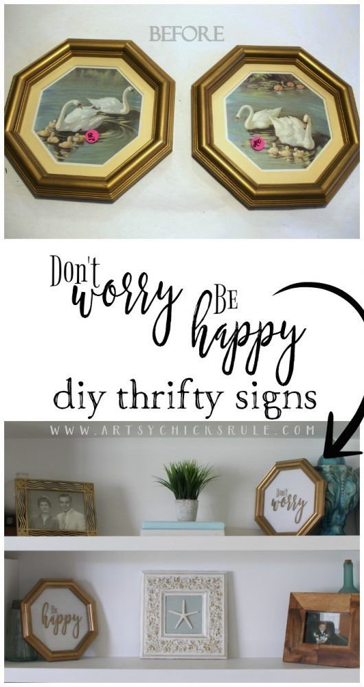 Don't Worry Be Happy Signs