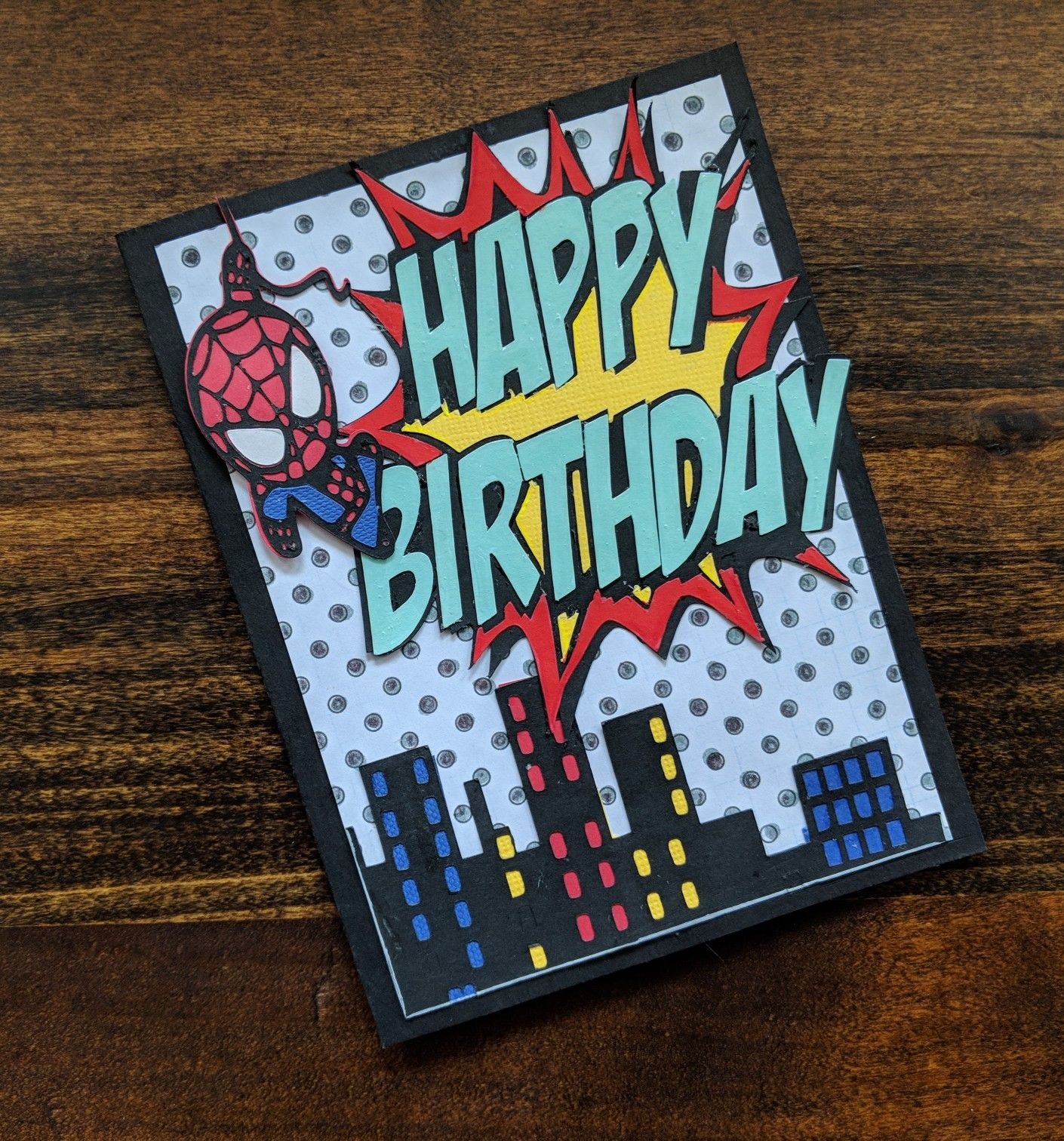 Spiderman Spider Man Just Swinging In To Wish You A Happy Birthday Cute Com Birthday Cards For Friends Happy Birthday Spiderman Best Friend Birthday Cards