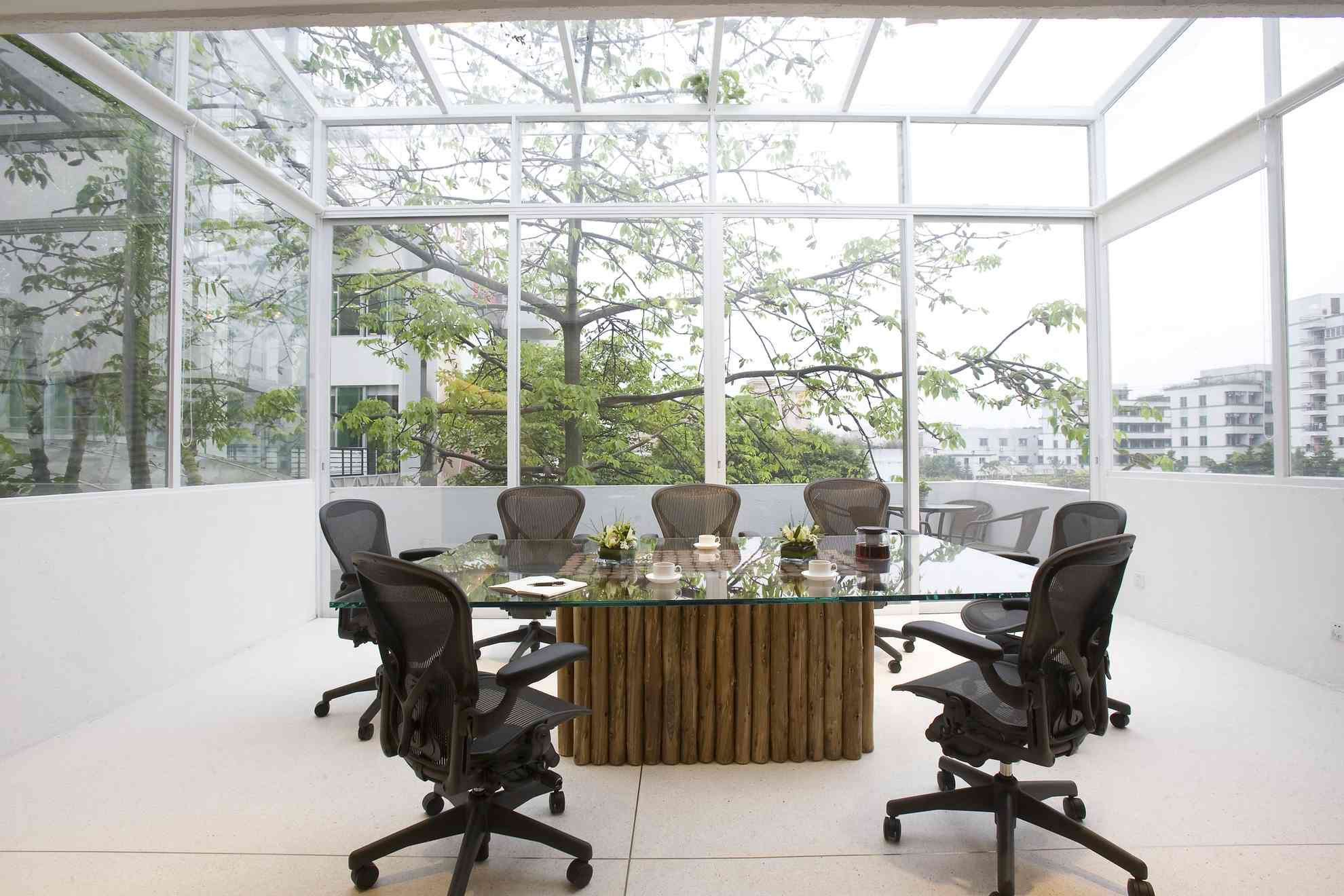 green eco office building interiors natural light. Eco Friendly Office Conference Room. Green Building Interiors Natural Light E
