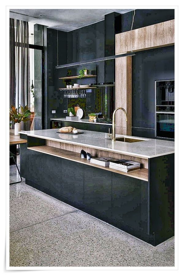 Improve Your Home When You Use These Tips Modern kitchen