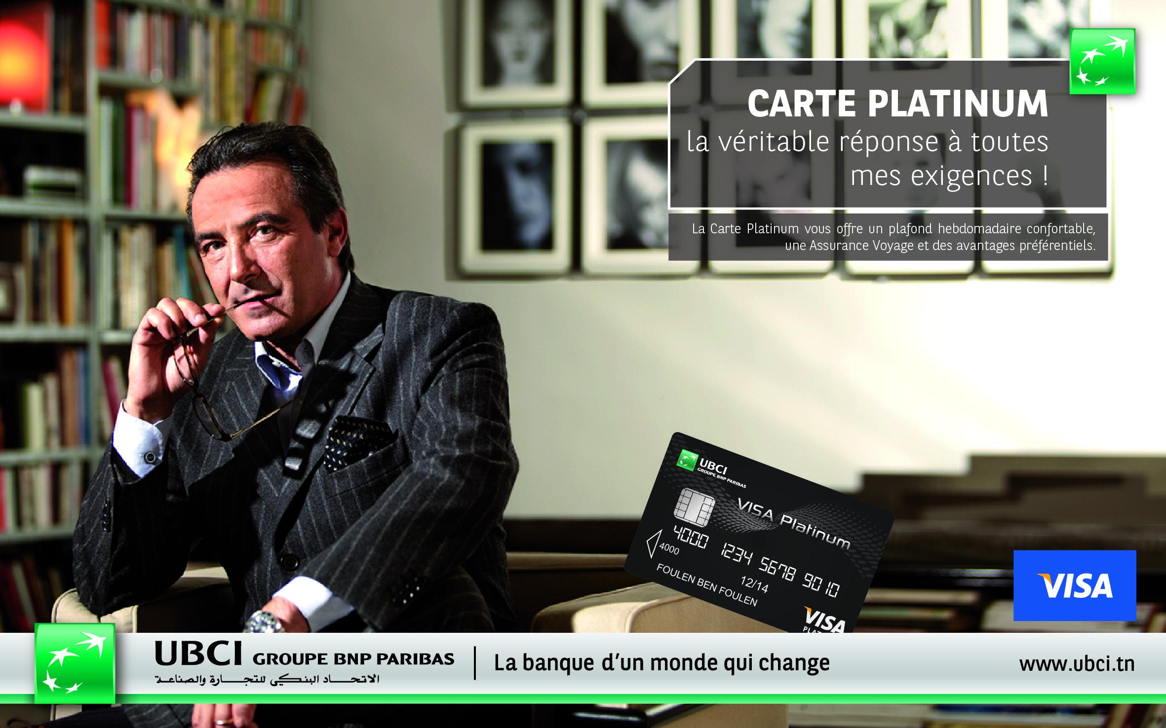 Carte Platinum La Veritable Reponse A Toutes Mes Exigences La