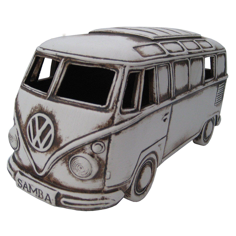 vw t1 samba volkswagen deko aquarium fische keramik exclusiv bulli t2 camper neu vanlife. Black Bedroom Furniture Sets. Home Design Ideas