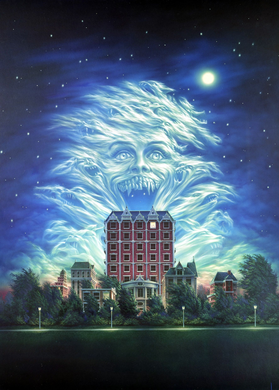 Halloween Fright Nights Recensie.The Duke Of Peckham Fright Night Part 2 1988 Via