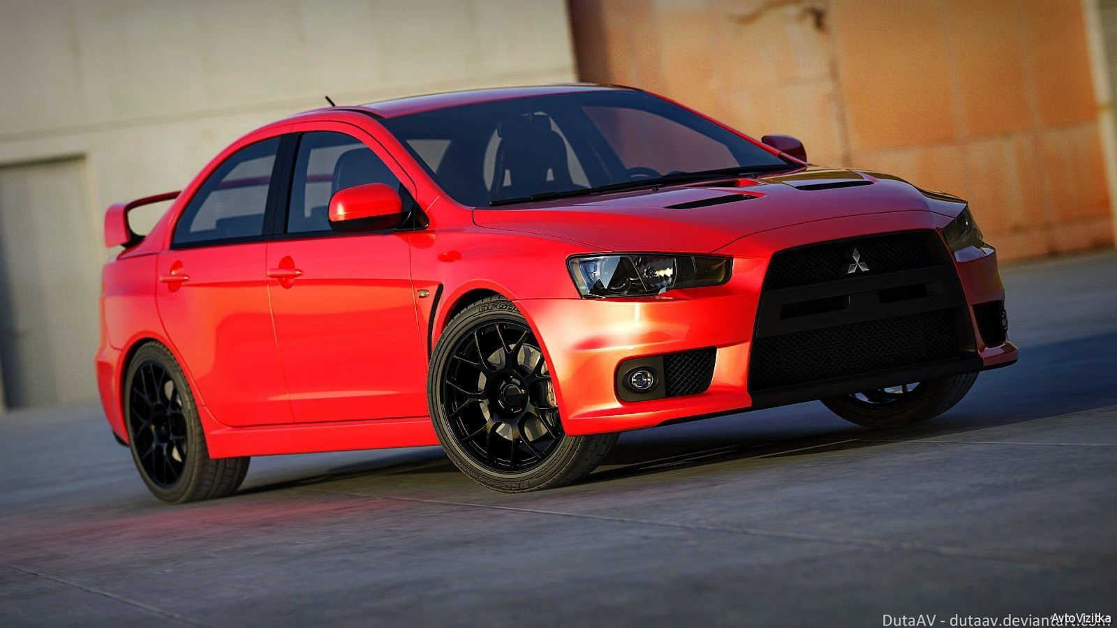 Mitsibishi Lancer Evo 2016 Mitsubishi Evolution Free Wallpaper
