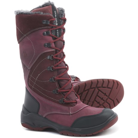 Speed Tall Winter Boots - Waterproof
