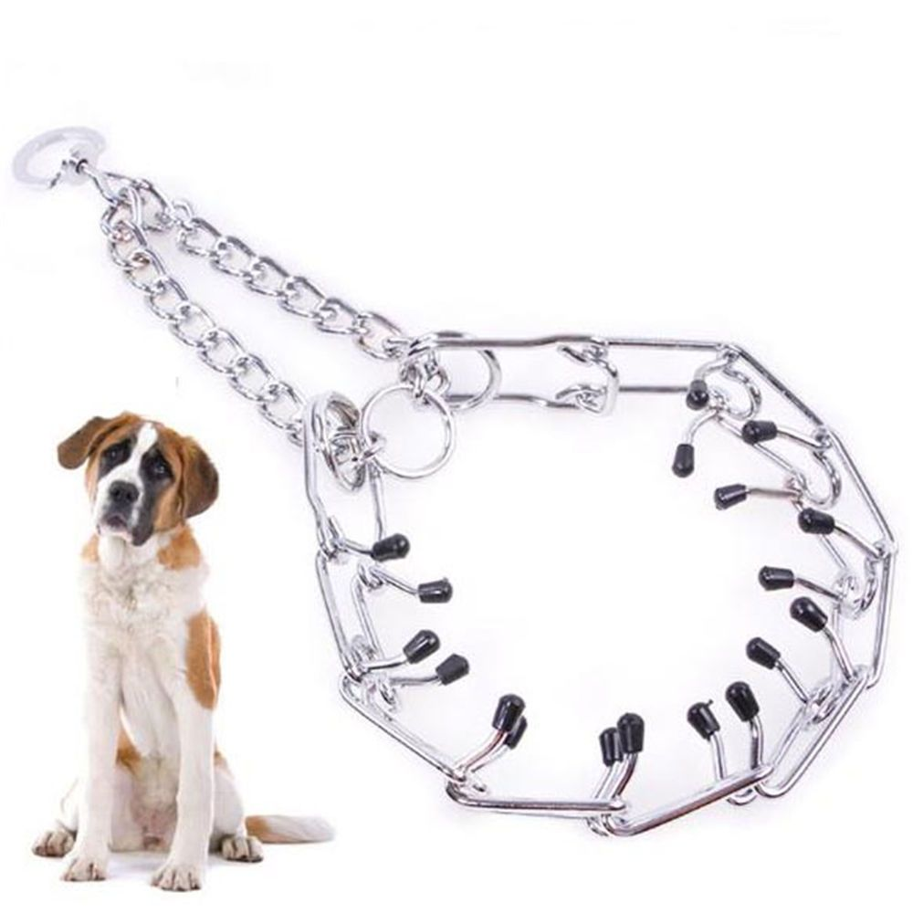 Details About Kwan Prong Training Collar Dogs Stainless Steel