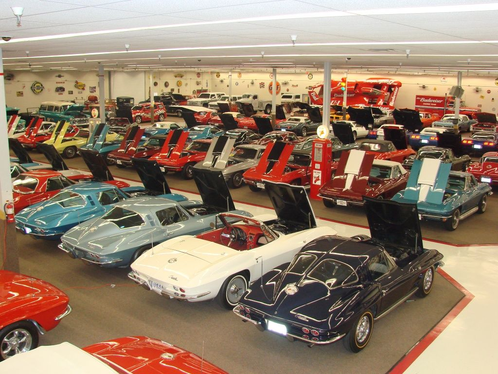 Muscle Car City Is One Man S Dream Car Collection Sw Florida Day