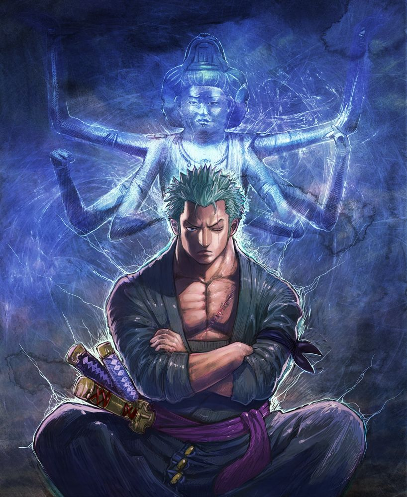 One Piece Zoro Wallpaper: Strohhut, Anime Bilder, Anime