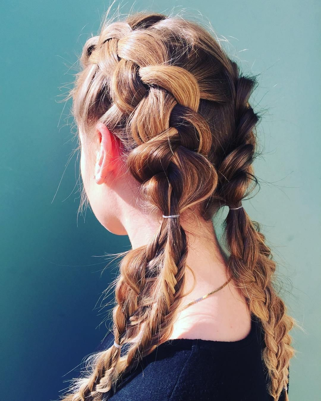 39 trendy + messy & chic braided hairstyles 1 | top ideas to