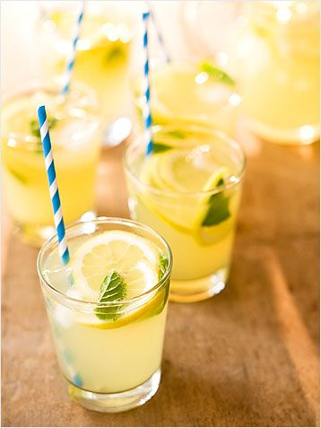 Get the recipe for our fave summer lemonade. http://www.ivillage.com/summer-food-eat/3-a-536520