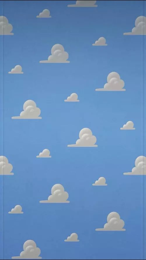 Wallpaper Toy Story And Clouds Resmi Wallpaper Iphone Disney