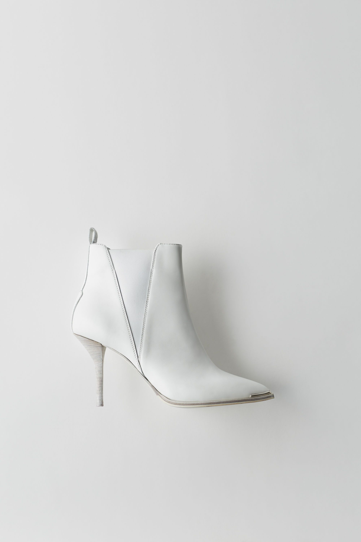 Acne Studios Jemma White/white Stiletto