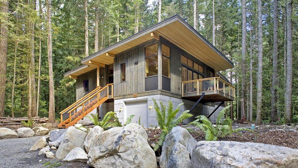 Cabin Series Method Homes Prefab Modular Homes Modern Prefab Homes Modular Home Builders