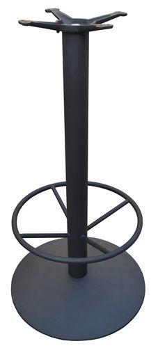 Cast Iron Bar Height Table Base Ji3 22rdtp12bhfr Bar Height