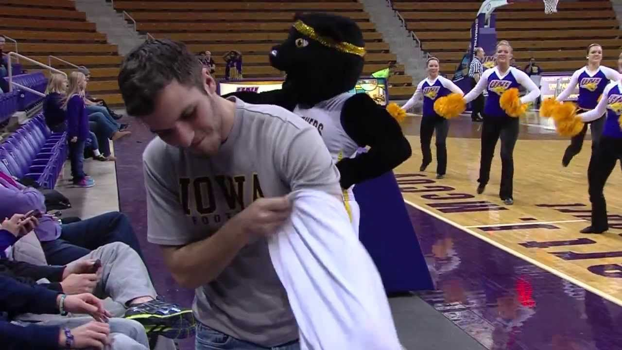 """T.C. saw some """"inappropriate"""" attire at a recent women's basketball game."""