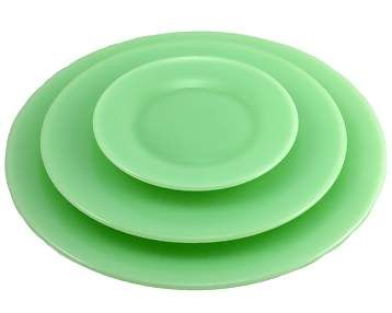 green glass plates. Place on top of Glass Chargers.  sc 1 st  Pinterest & green glass plates. Place on top of Glass Chargers. | Mother\u0027s Day ...