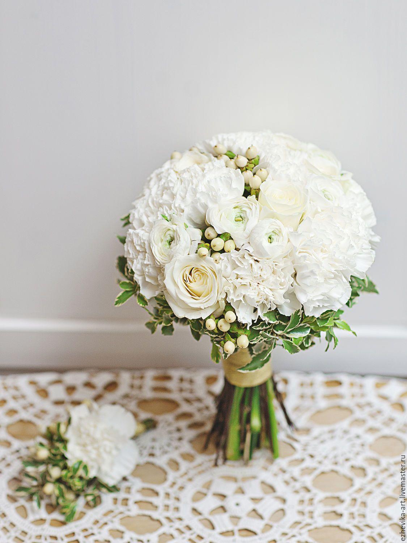 Купить свадебный букет невесты дешево