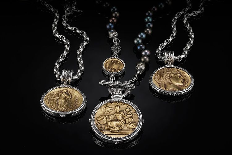 Konstantino the kerma women collection pendants konstantino konstantino the kerma women collection pendants konstantino jewelry greekjewelry jewels treasure womensfashion kerma rockjewelry gold mozeypictures