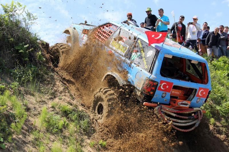 2016 Türkiye Trial Şampiyonası üçüncü yarışı, 04-05 Haziran tarihlerinde Sinop'ta düzenlendi.