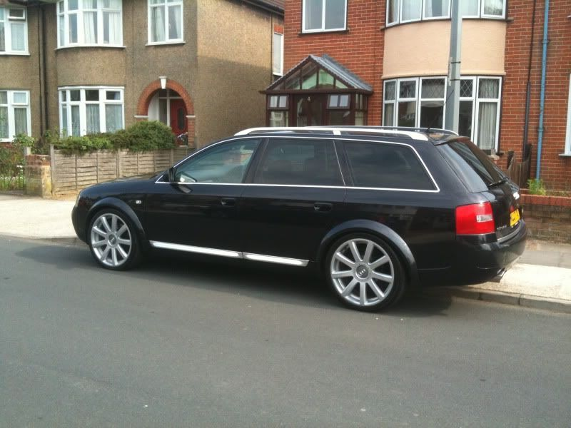 who has 20 rims on their c5 a6 s6 ar page 2 audi. Black Bedroom Furniture Sets. Home Design Ideas
