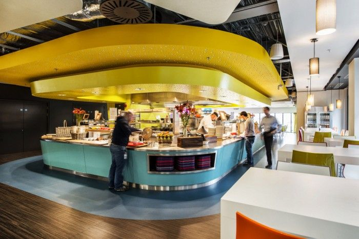 google office cafeteria. Secrets Behind The World\u0027s Greatest Minds: 15 Cool Designs Of Google Offices Around World Office Cafeteria O