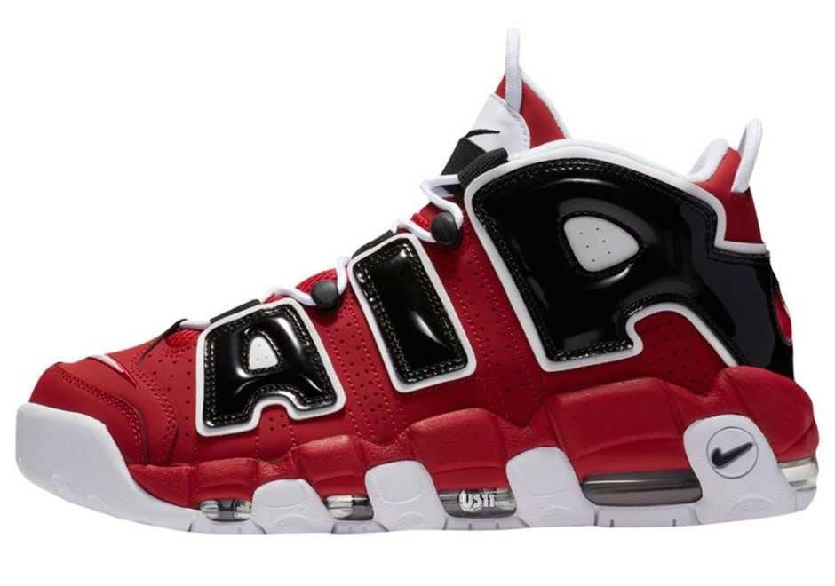 timeless design ab36b 181ee ... sneakers 311090 005 herr mode modeller  https sportskorbilligt.se 1830 nike  air more uptempo