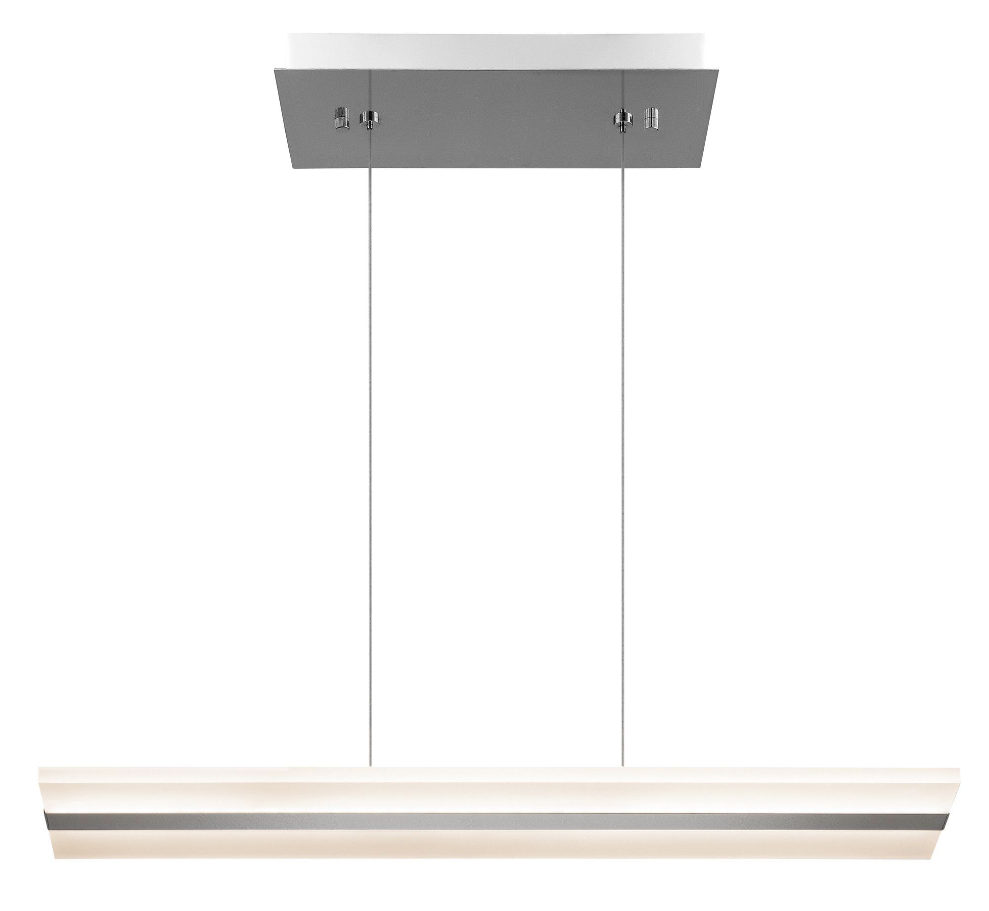 Colson™ 1 LED Integrated Bulb Kitchen Island Pendant