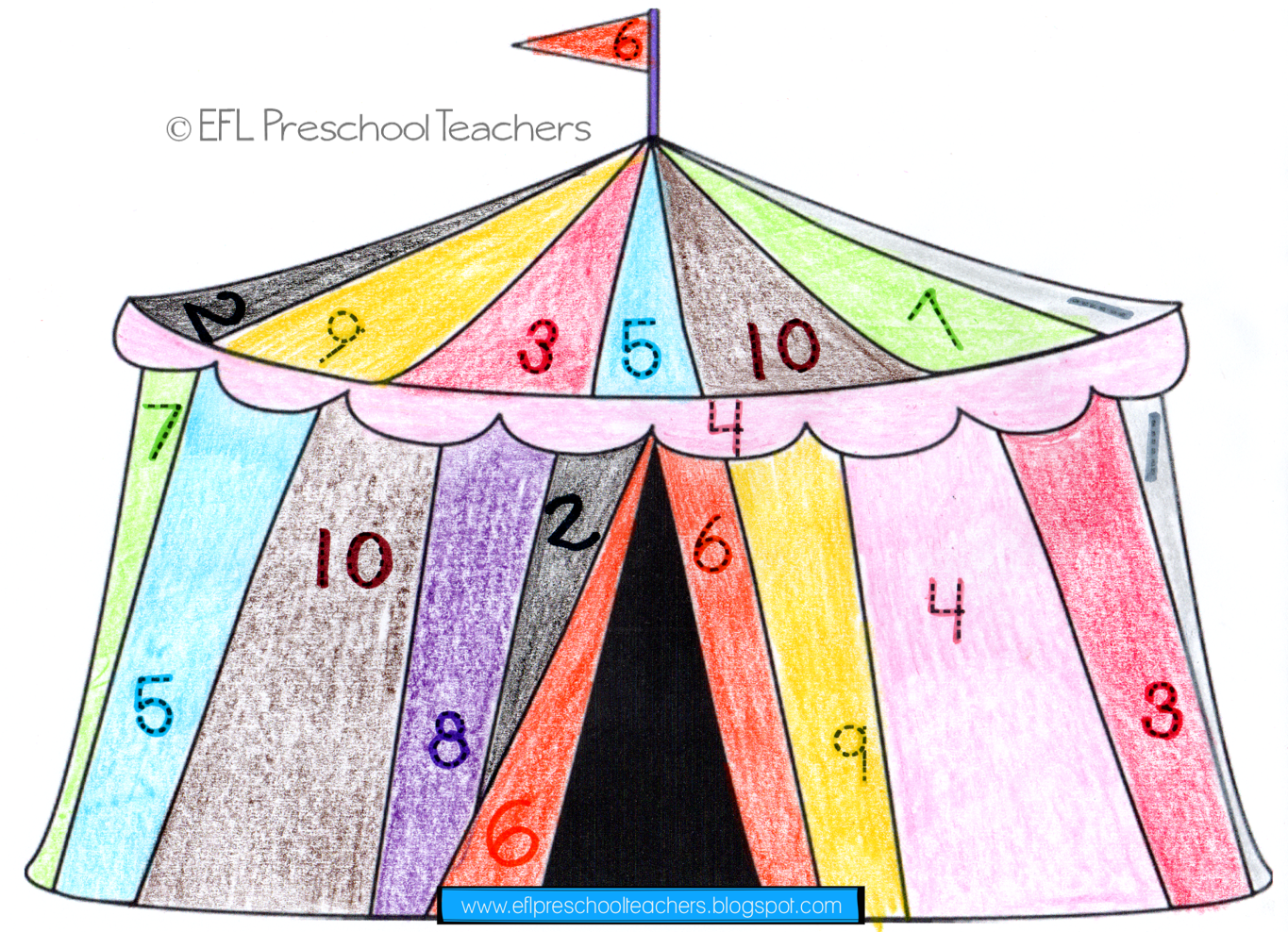 Circus Unit For The Preschool Ell