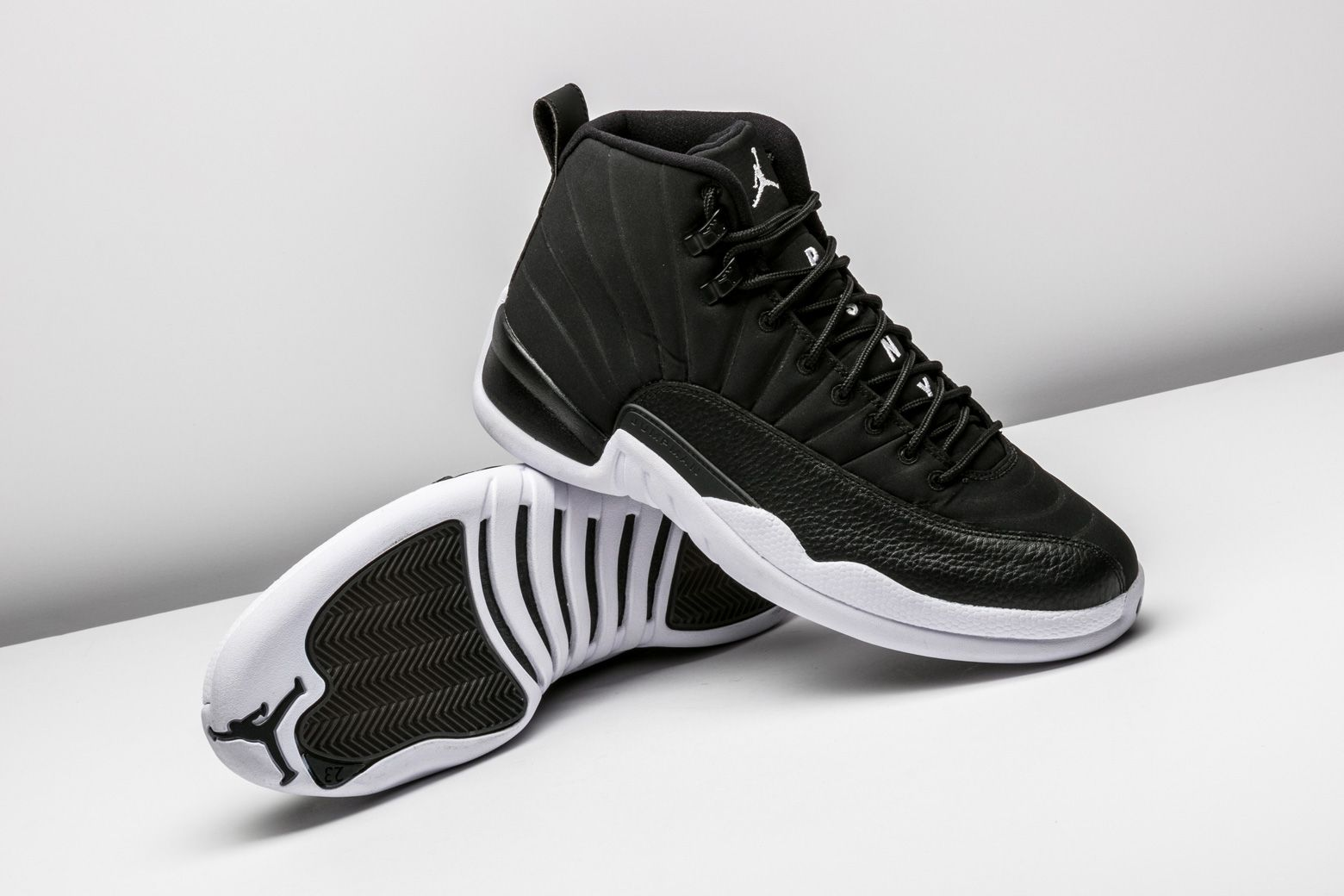 best cheap 74323 e0041 Black N White · The Public School x Air Jordan 12