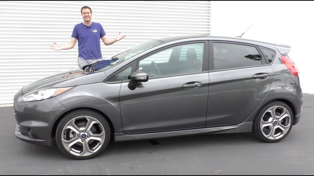 Here S Why The Ford Fiesta St Is A 15 000 Used Car Bargain Wysluxury Ford Fiesta St Fiesta St Ford Fiesta
