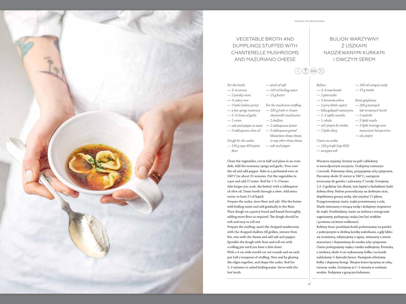 Polska Kuchnia Na Salonach Czyli Apetyt Na Polske Cookbook Appetite Cooking