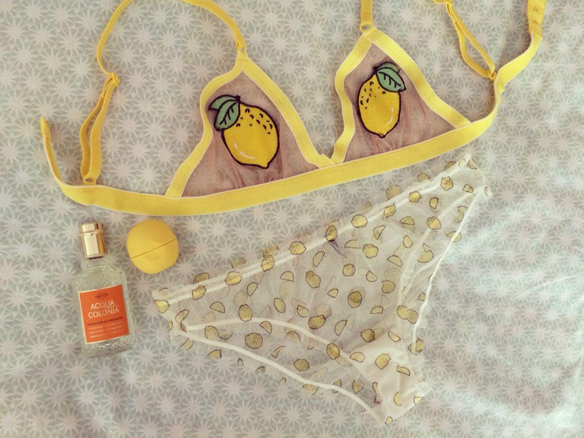 Lemon eos tezenis underwear