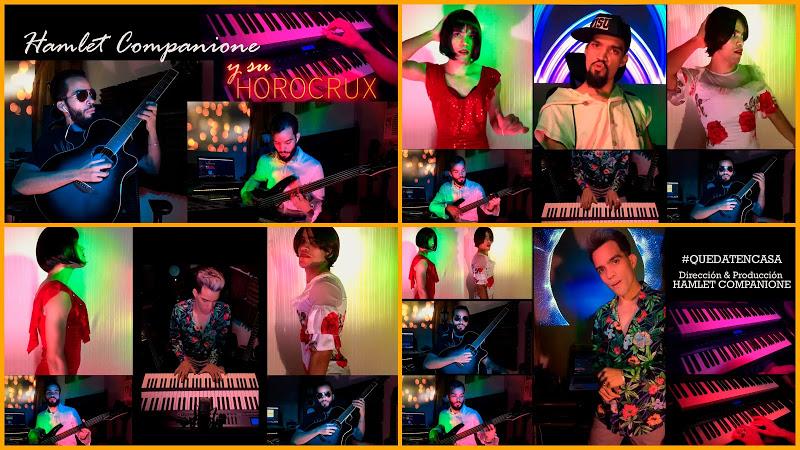 HAMLET y su HOROCRUX - ¨Desnúdame¨ - Videoclip - Director: Hamlet Companione. Portal Del Vídeo Clip Cubano. TOP TEN 7D. Música Cubana. CUBA
