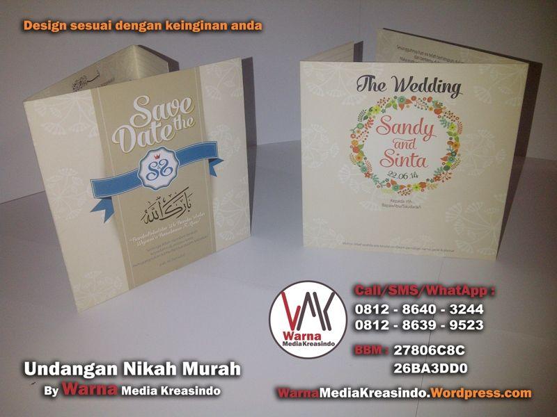 Undangan Nikah Bunga Vintage Whatsapp 081286403244 Website Warnamediakreasindo Wordpress Com Undangan Perni Undangan Pernikahan Pernikahan Bunga Undangan