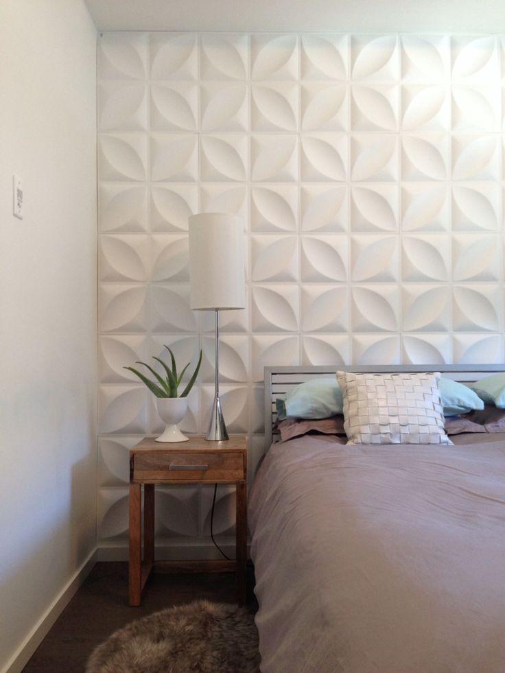 Chrysalis Wall Flats Bedroom Installation Wallpaper Bedroom Feature Wall Wall Panels Bedroom Feature Wall Bedroom