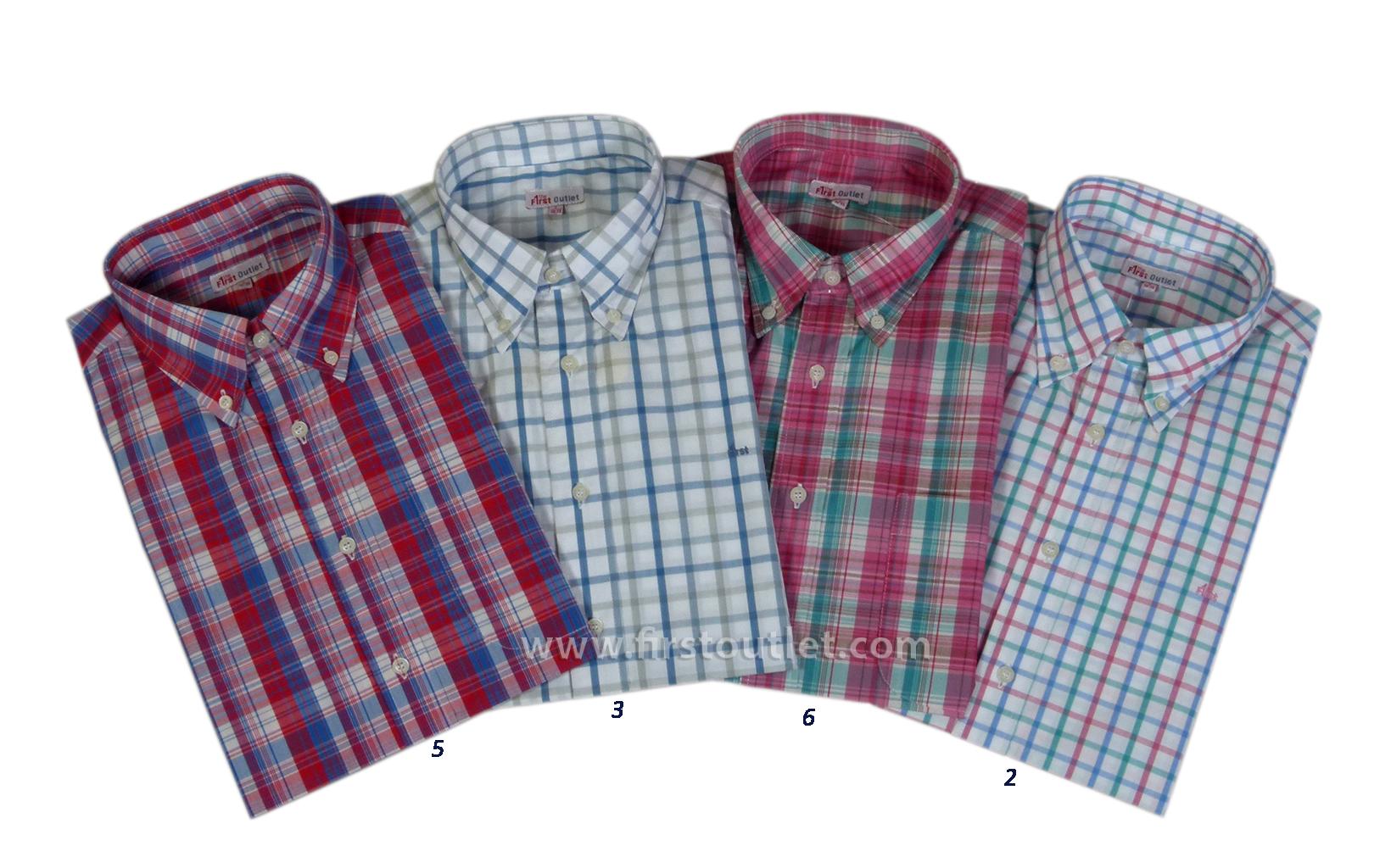 Camisa Popelín Botón, Primavera/Verano 2015