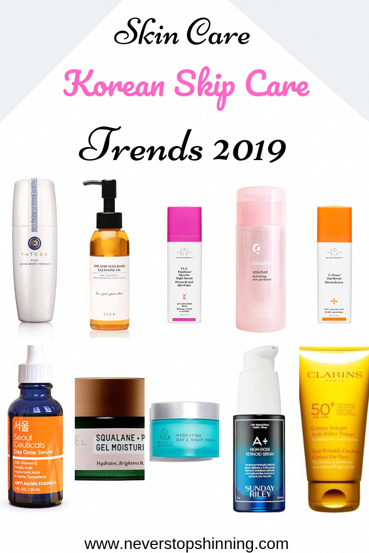 Skip Care Is The New Korean Only 5 Steps Skin Care Routine Trendind This Year Skincare Skipcare Korean Skin Care Routine Steps Skin Care Skin Care Steps