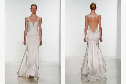 Kenneth Pool spring 2015 bridal collection