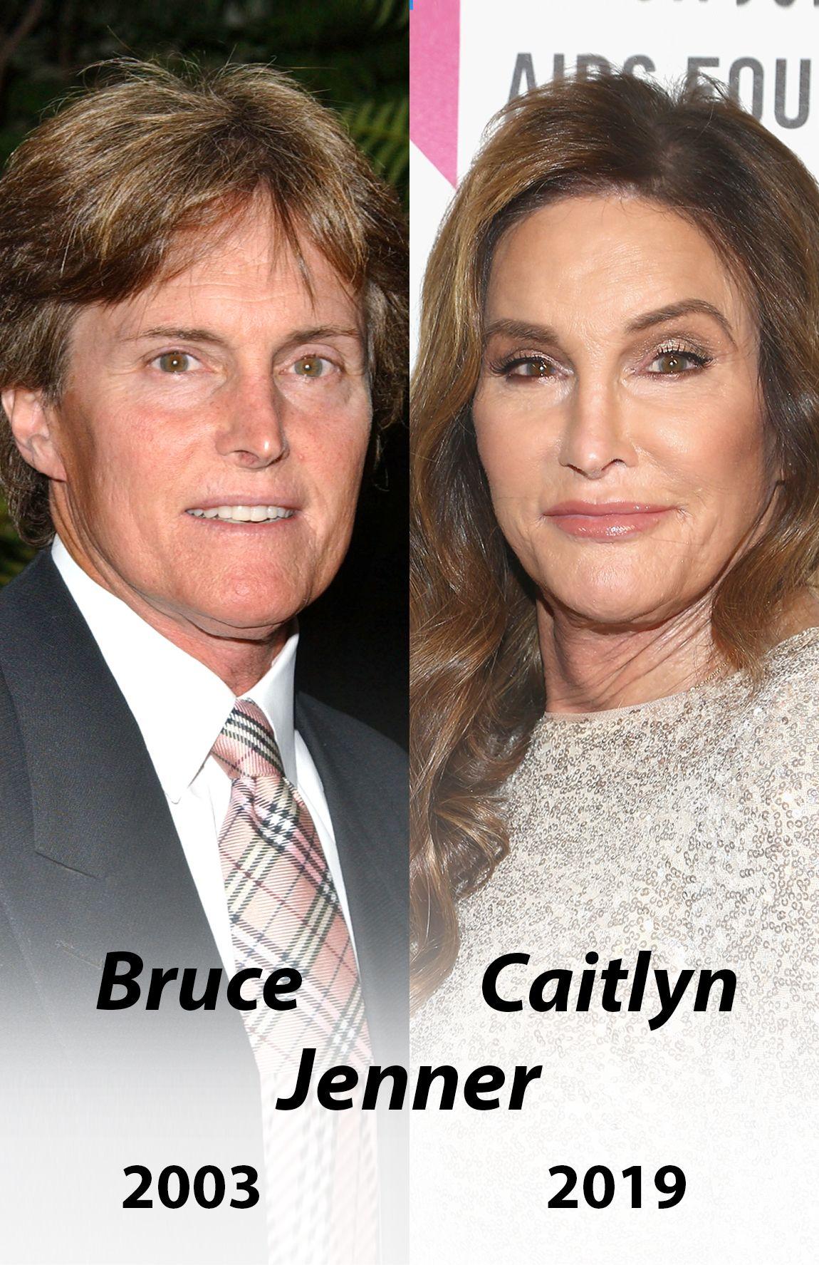 Hier Siehst Du Die Verwandlung Von Bruce Jenner Foto Image Getty Images North America Getty Images North Ameri Stars Ungeschminkt Ungeschminkt Diat Tipps
