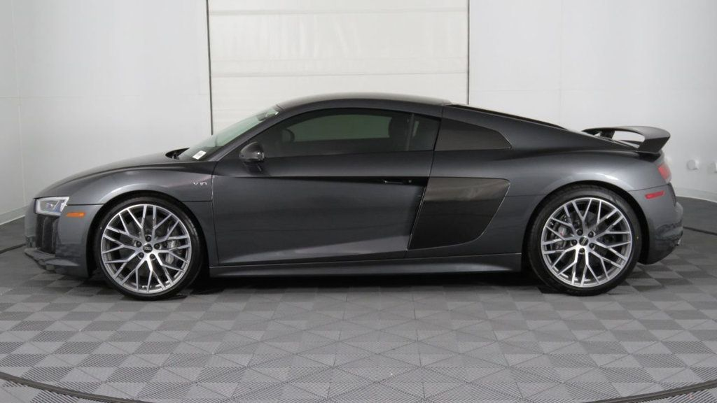 Audi R8 V10 Plus Daytona Grey Pearl Audi Audi R8 Audi R8 V10 Plus