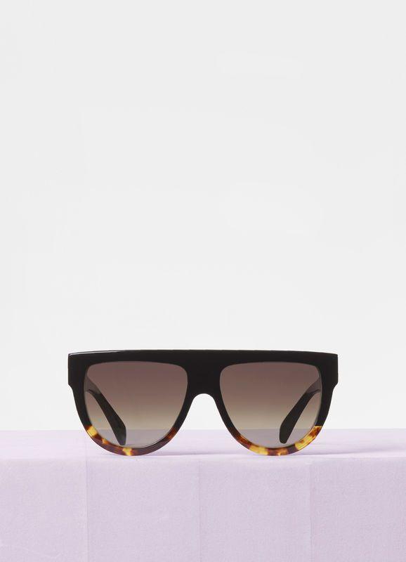 14b3f5754449e Aviator sunglasses in acetate