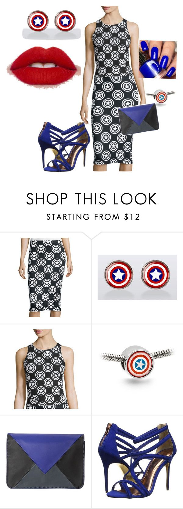 """""""Team Captain"""" by tarynkathleen ❤ liked on Polyvore featuring Mighty Fine, Sam Edelman and Ted Baker"""