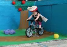 geldgeschenk f r ein neues fahrrad geldgeschenke basteln. Black Bedroom Furniture Sets. Home Design Ideas