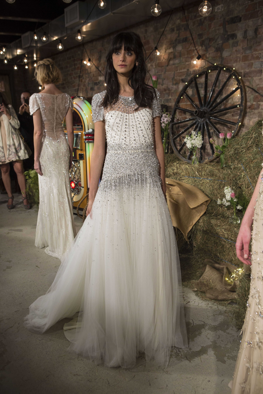 2017 Bridal Presentation - New York Bridal Market www.jennypackham ...