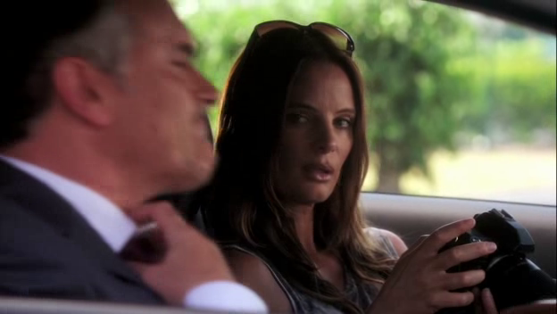 "Burn Notice 5x08 ""Hard Out"" - Fiona Glenanne (Gabrielle Anwar) & Sam Axe (Bruce Campbell)"