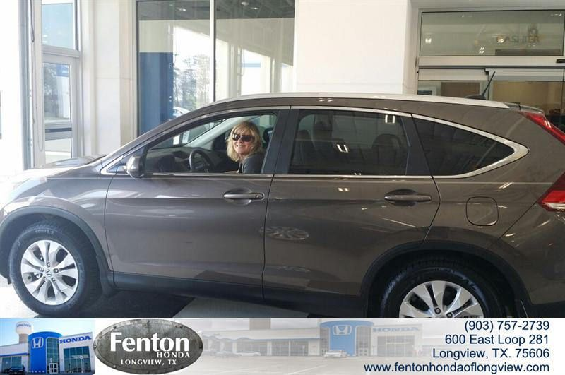 Congratulations To Sallie Justiss On Your #Honda #Cr V Purchase From  Melissa Owens